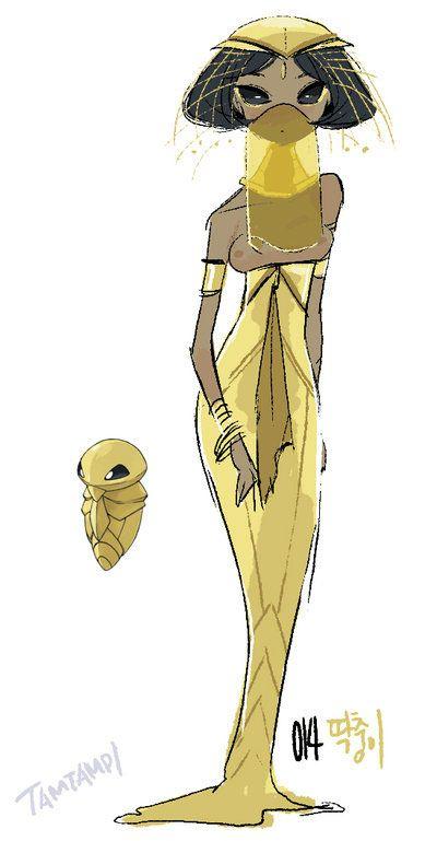 Kakuna en versión humana