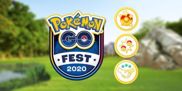 Aniversario Go Festo 2020 Pokemon Go