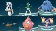 Nuevos Pokemon evolucionados de la región de Sinnoh