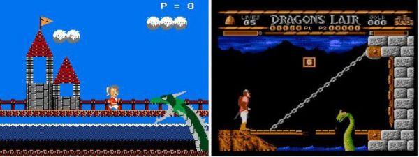 Juego 1 Nintendo donde aparece un dragón de mar parecido a Gyarados de Pokémon Go