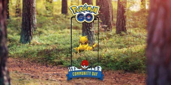 ✅ COMMUNITY DAY ABRIL 2020 【 ABRA  ® 】