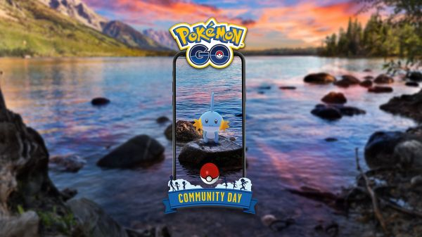✅ COMMUNITY DAY JUlIO 2019 【 MUDKIP ® 】