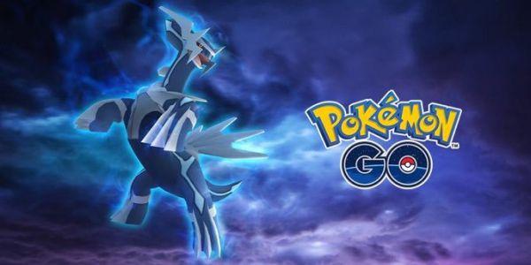 El Pokémon Legendario Dialga, nuevo Jefe de Incursión de Marzo