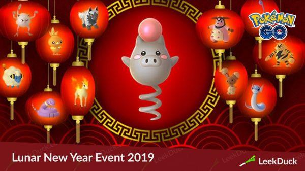 Nuevo Evento : Año Nuevo Lunar con Spoink como protagonista