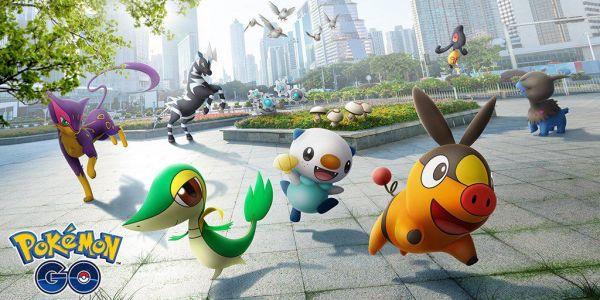 ⭐ La Generación 5 llega a Pokemon Go ⭐
