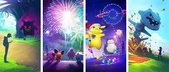 ⭐ Pantallas de Carga Pokemon Go ⭐