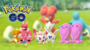 LISTA POKEMON SHINY POKÉMON GO