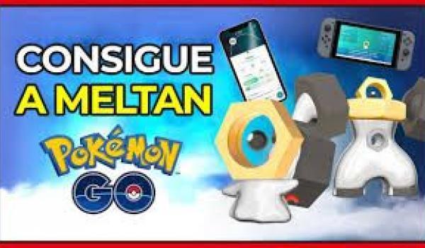 ¿Cómo puedes conseguir la Caja Misteriosa para capturar a Meltan en Pokémon Go?