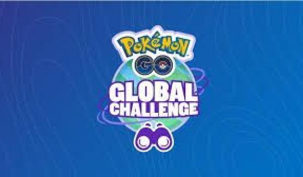 ▶ DESAFÍO GLOBAL POKEMON GO ◀