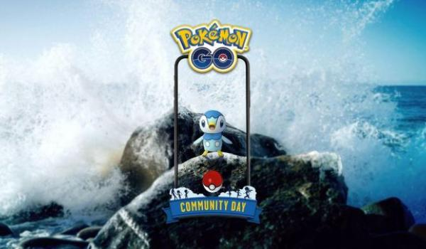 ✅ COMMUNITY DAY ENERO 2020 【 PIPLUP  ® 】