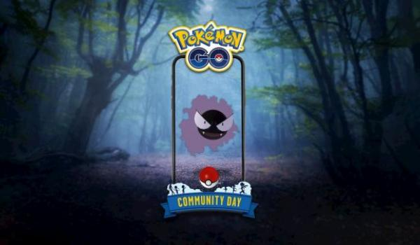 ✅ COMMUNITY DAY JULIO 2020 【 GASTLY  ® 】