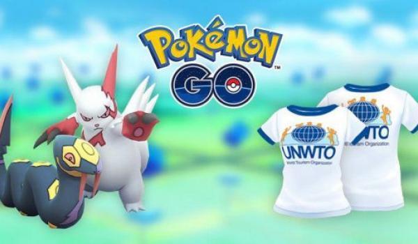 ⭐  Día Mundial del Turismo en Pokémon GO ⭐