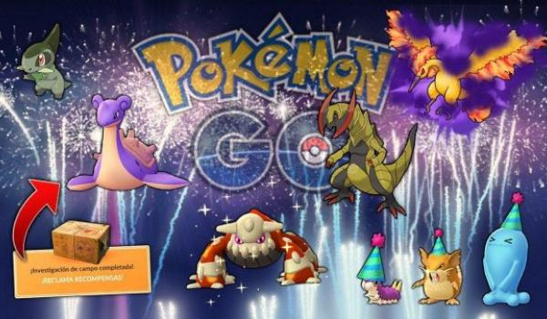 ⭐ EVENTOS ENERO 2020 POKEMON GO ⭐