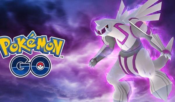 El Pokémon Legendario Palkia, nuevo Jefe de Incursión de Febrero