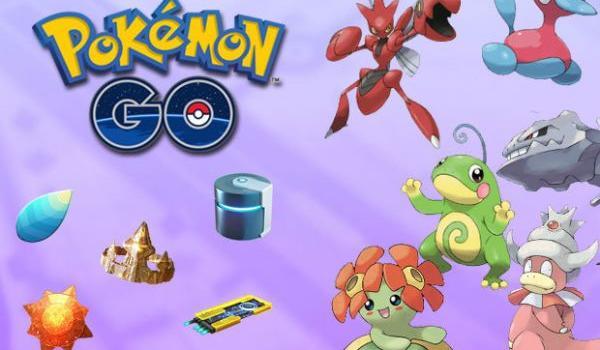 ✅ Lista de Pokemon y Objetos Evolutivos