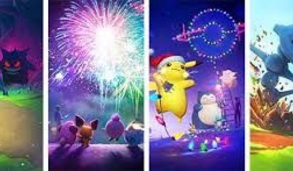 Pantallas de Carga Pokemon Go