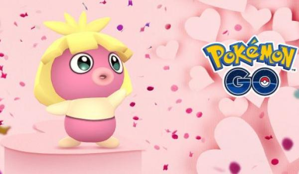 Evento Día de San Valentín 2019 Pokémon Go