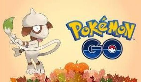 ¿Se acerca Smeargle a Pokémon Go?