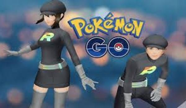 ✅ EL TEAM ROCKET INVADE POKEMON GO !!!