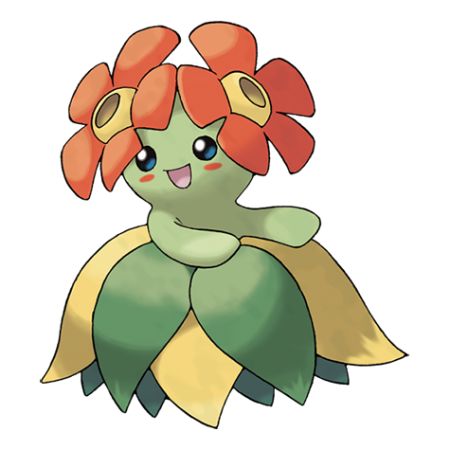Bellossom Pokemon Go