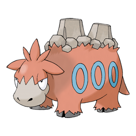 Camerupt Pokemon Go
