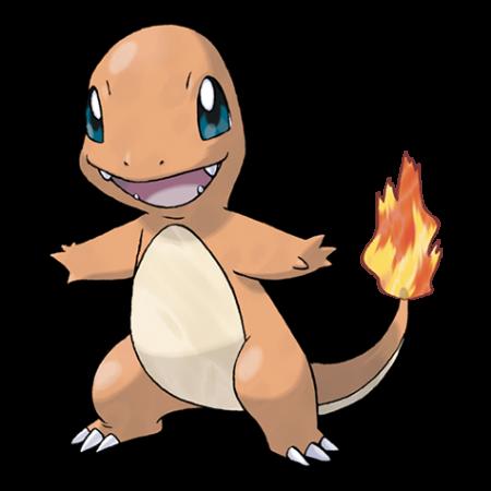 Charmander Pokemon Go