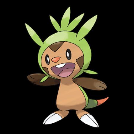 Chespin Pokemon Go
