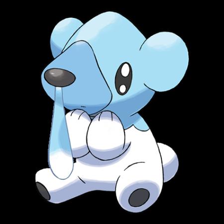 Cubchoo Pokemon Go