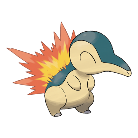 Cyndaquil Pokemon Go