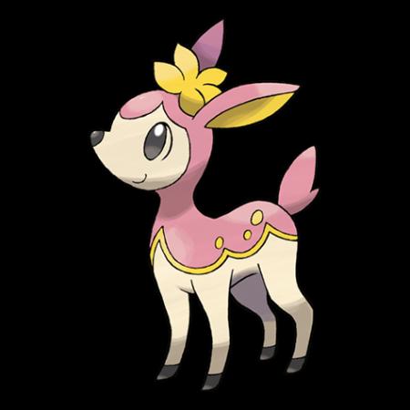 Deerling Pokemon Go