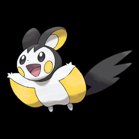 Emolga Pokemon Go