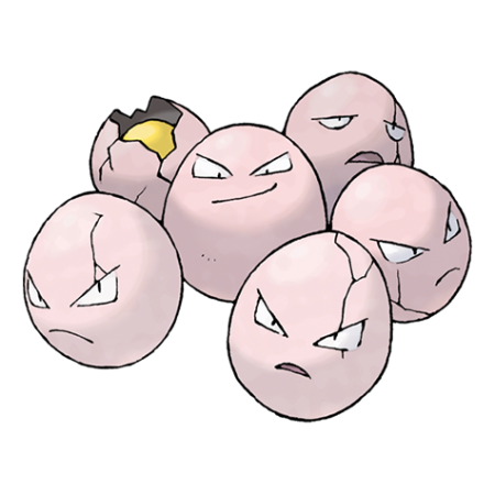 Exeggcute Pokemon Go