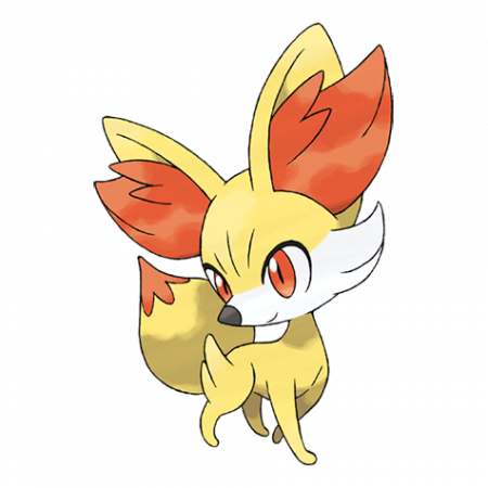 Fennekin Pokemon Go
