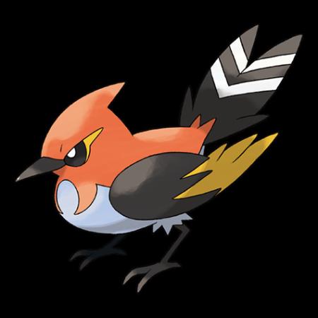 Fletchinder Pokemon Go