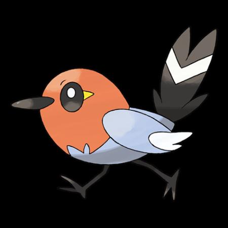 Fletchling Pokemon Go