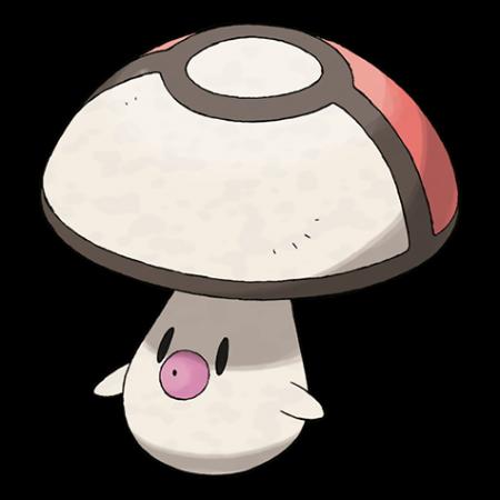 Foongus Pokemon Go