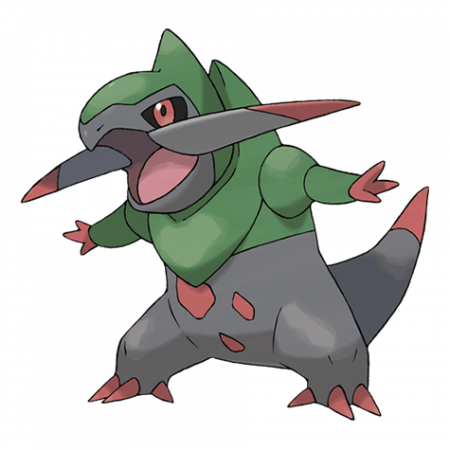 Fraxure Pokemon Go
