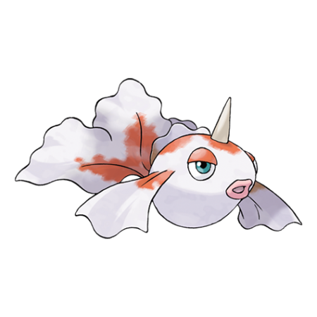 Goldeen Pokemon Go