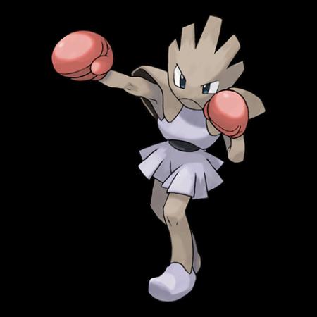 Hitmonchan Pokemon Go