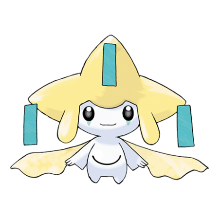 Jirachi Pokemon Go