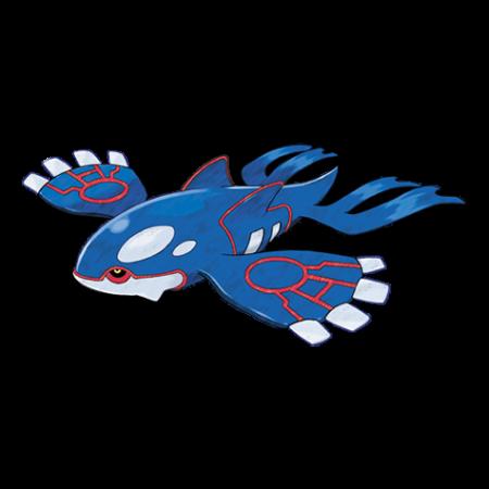 Kyogre Pokemon Go