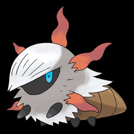 Larvesta Pokemon Go