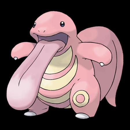 Lickitung Pokemon Go