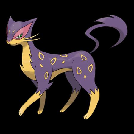 Liepard Pokemon Go