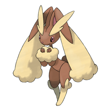 Lopunny Pokemon Go