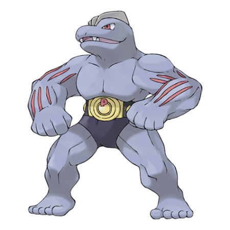 Machoke Pokemon Go