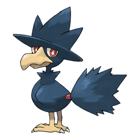 Murkrow Pokemon Go