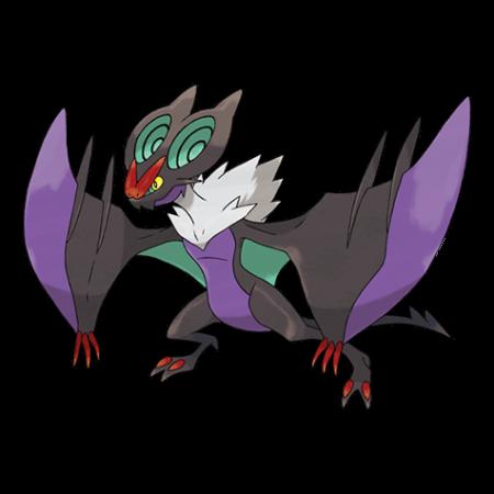 Noivern Pokemon Go
