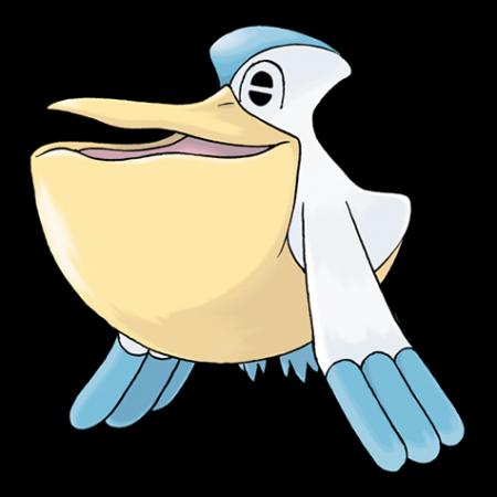 Pelipper Pokemon Go