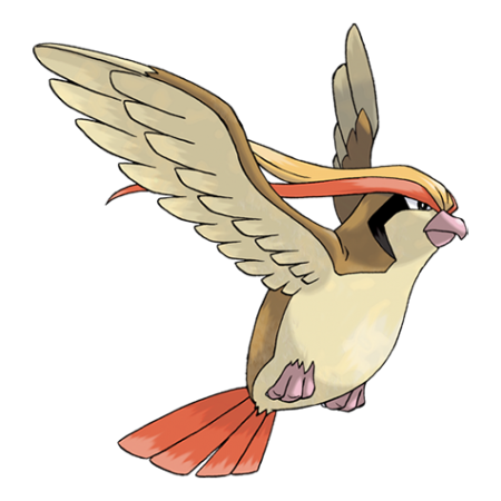 Pidgeot Pokemon Go